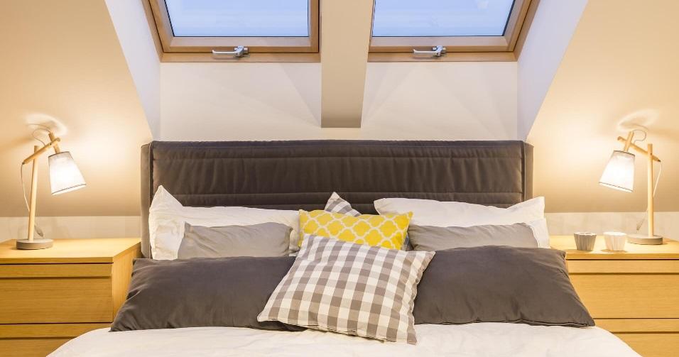 Blog Piszemy Dla Ciebie Idealna Sypialnia Na Poddaszu Meb24pl