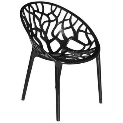 Krzesła z tworzywa